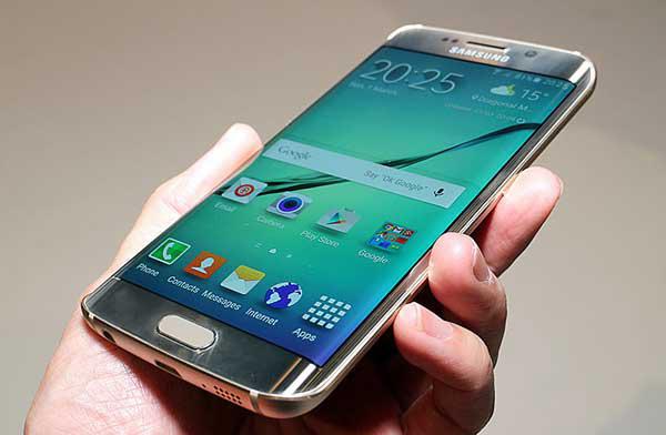 Khắc phục pin Samsung S6 Edge tụt nhanh