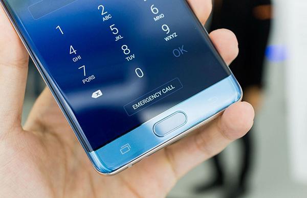Khắc phục Samsung S7 Edge lỗi mất chuông