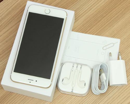Hãy sử dụng bộ sạc chính hãng với iPhone 6 Plus