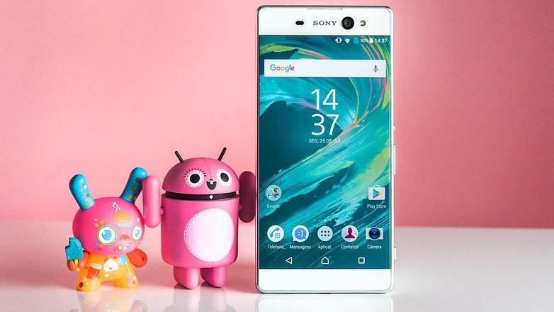 Tìm hiểu lỗi Sony Xperia XA hư hỏng màn hình