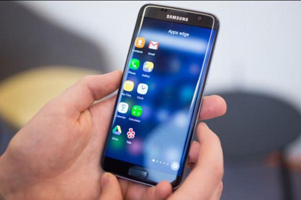 Samsung S7 Edge lỗi mất chuông