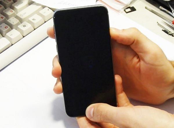 iPhone 6 Plus bị lỗi nút nguồn bấm không được