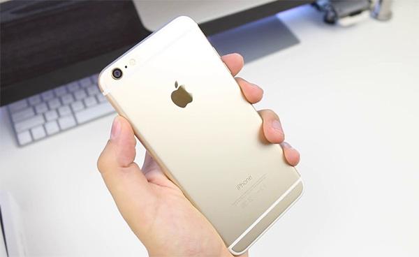 Loa trong iPhone 6 Plus bị hư hỏng