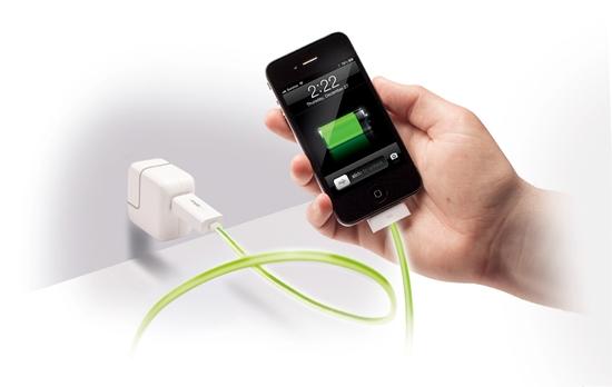 iPhone 5 sac pin khong vao