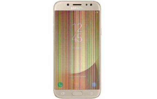 Samsung J7 Pro bi soc man hinh
