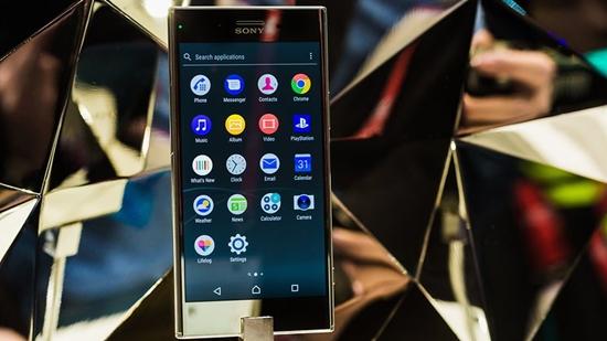 Sony XZ Premium loi cam ung