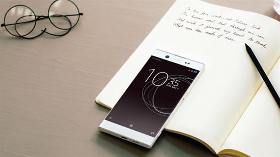 Sony XA1 Ultra bi loi man hinh