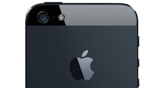 iPhone 5 hu camera sau