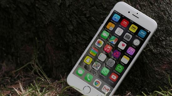 iPhone 6 cam ung luc duoc luc khong