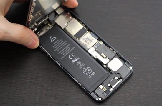 iPhone 6s bị chai pin