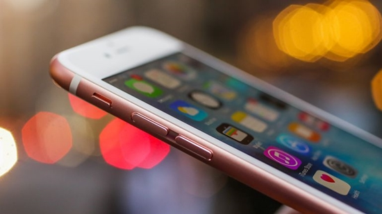 iPhone 6s bi rung man hinh