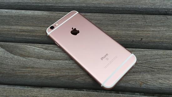iPhone 6s bi hu loa ngoai