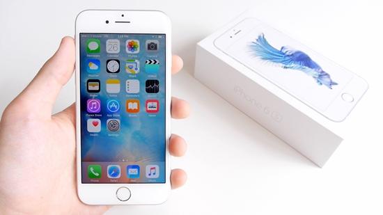 iPhone 6s hu loa ngoai