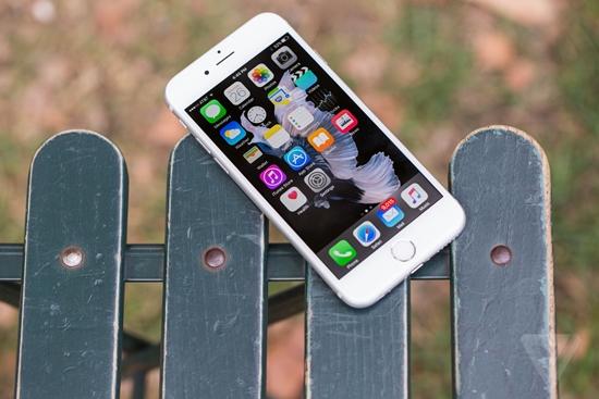 iPhone 6s hu loa trong