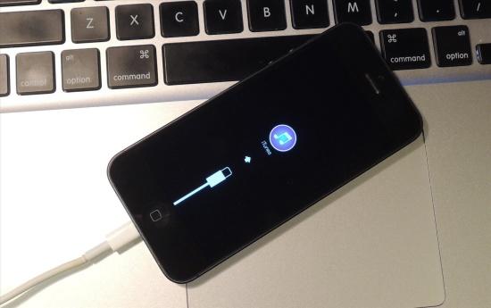 iPhone 6s Plus bi treo tao