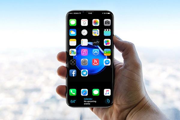 iPhone 8 liet cam ung