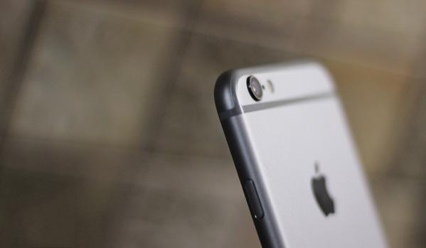Khắc phục camera iPhone 6s Plus bị mờ
