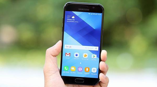 Thay màn hình Samsung A5 mới