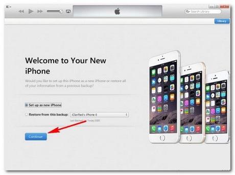 Sửa lỗi iPhone 6 Plus bị treo táo