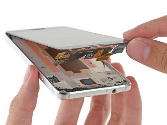 Thay mat kinh Samsung J7 Pro