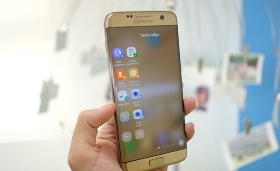 Nguyen nhan man hinh Samsung bi vang