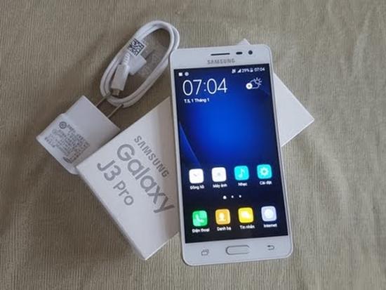 Samsung J3 Pro bi loan cam ung