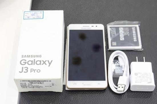 Samsung J3 Pro khong len man hinh
