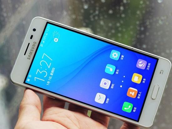 Samsung J3 Pro loi man hinh