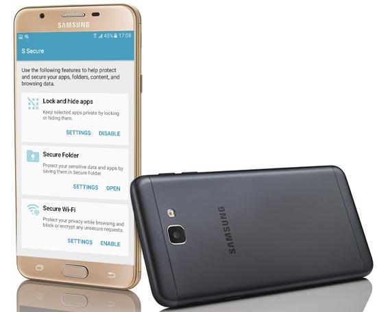 Samsung J5 Prime bi liet cam ung