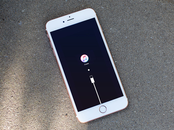 khắc phục iPhone 6 Plus bị lỗi màn hình xanh