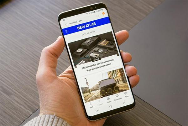 Khắc phục Samsung S8, S8 Plus mất âm thanh