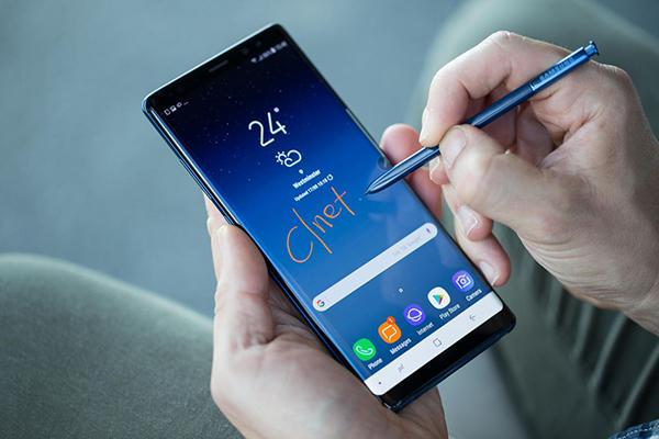 Samsung Note 8 nhận được nhiều lời khen từ người dùng