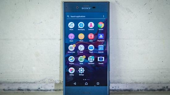 Thay mat kinh Sony Xperia XZ Dual