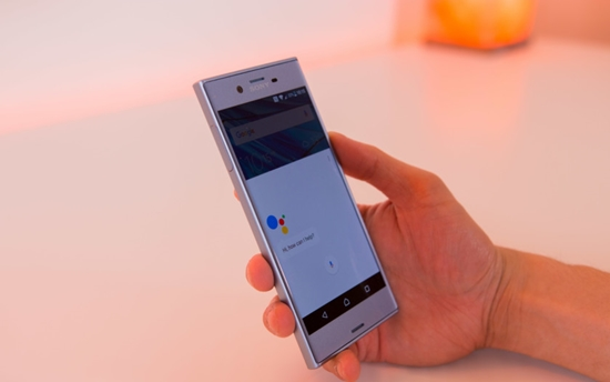Thay mat kinh Sony Xperia XZs