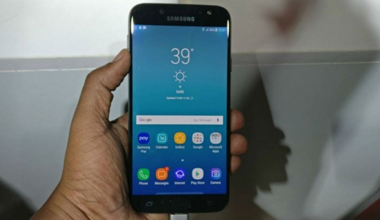 Samsung J7 Pro không bắt được Wifi