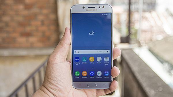 Gỡ bỏ các ứng dụng xung đột trên Samsung J7 Pro