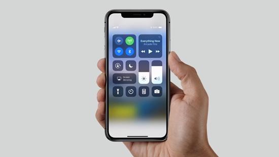 thay mat kinh iPhone X