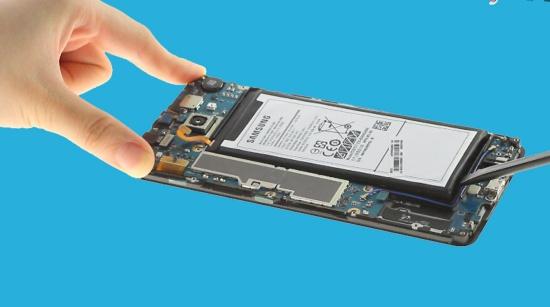 Samsung A9 Pro bi do man hinh