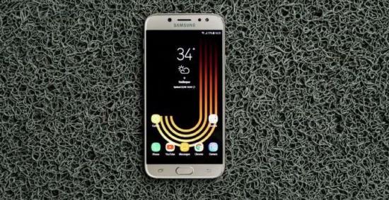 Samsung J7 Pro bi mat am thanh