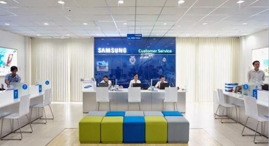 trung tam bao hanh Samsung