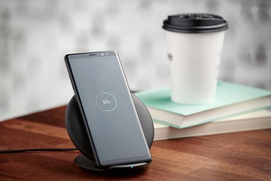 Samsung Note 8 mat sac nhanh