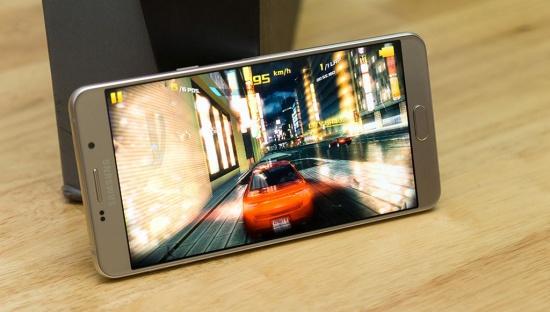 Samsung A9 Pro hao pin nhanh