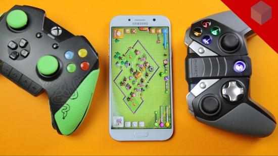 Samsung A7 2017 bi nong may