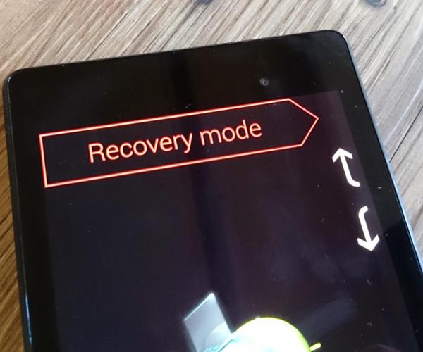 Cách đưa điện thoại sony về chế độ recovery mode