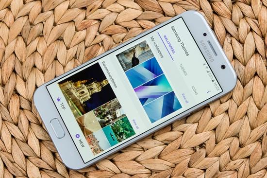 Samsung A5 2017 do man hinh