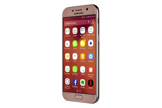 Samsung A5 2017 loan cam ung