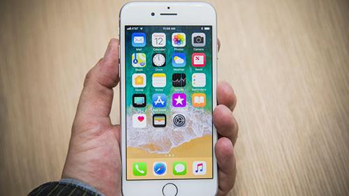 chép danh bạ vcf vào iPhone