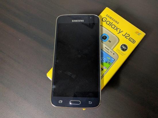 thay man hinh Samsung J2 Pro