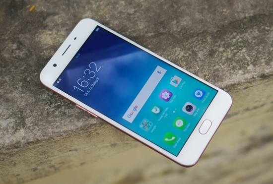 Oppo F1s loan cam ung