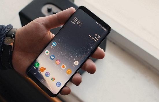 Samsung S9 loan cam ung